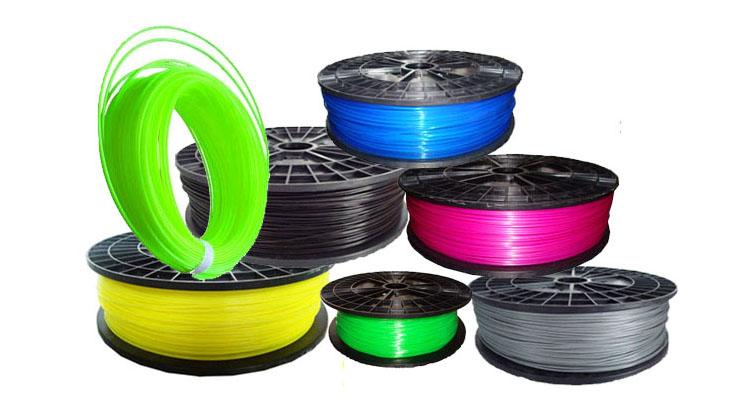Ce e filamentul ABS pentru printarea 3D